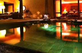 luxury spa five star hotel in uae