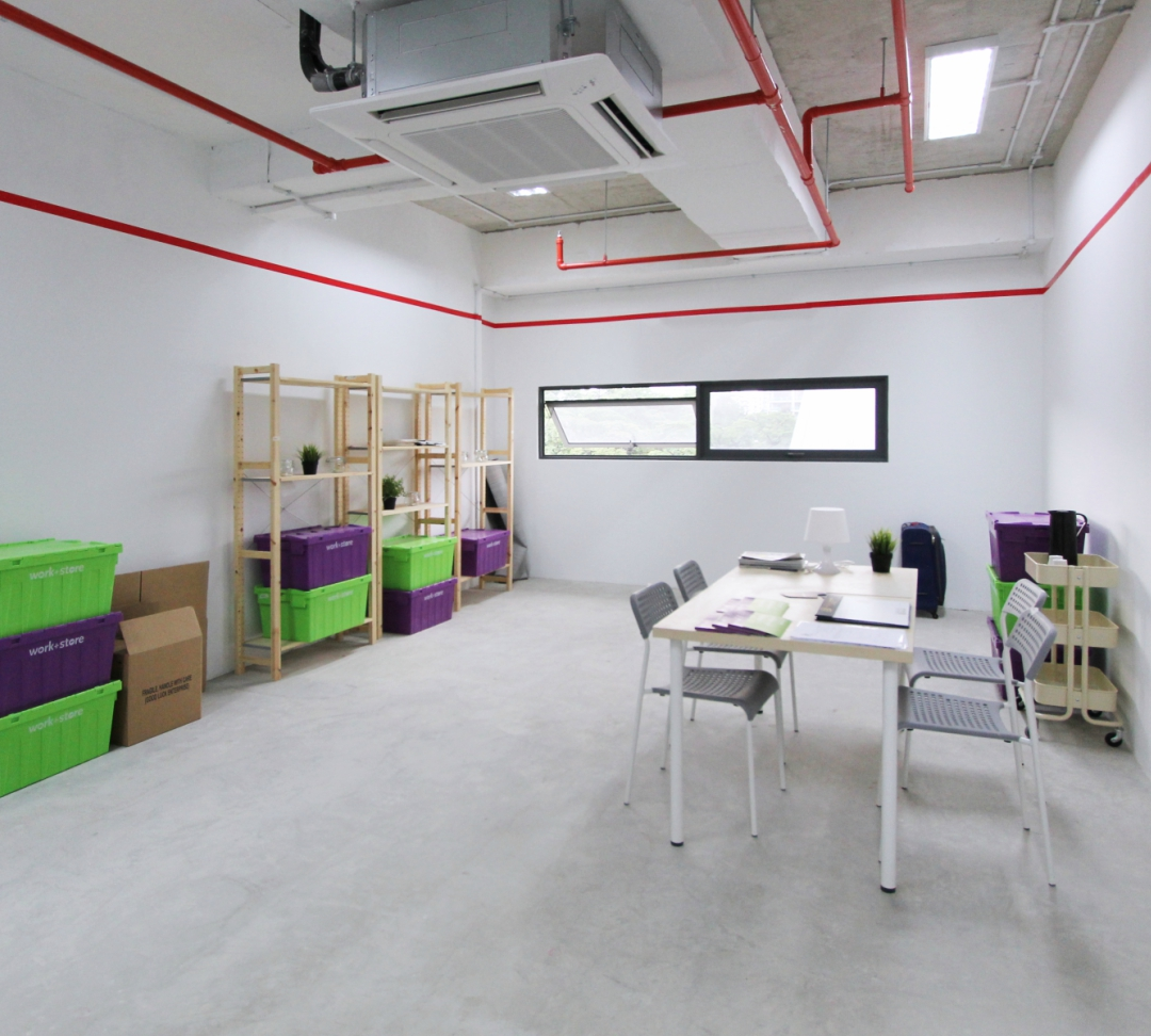 cheap business storage space singapore