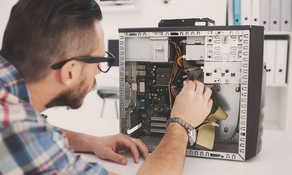 London computer repair