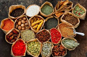a list of all culinary spices
