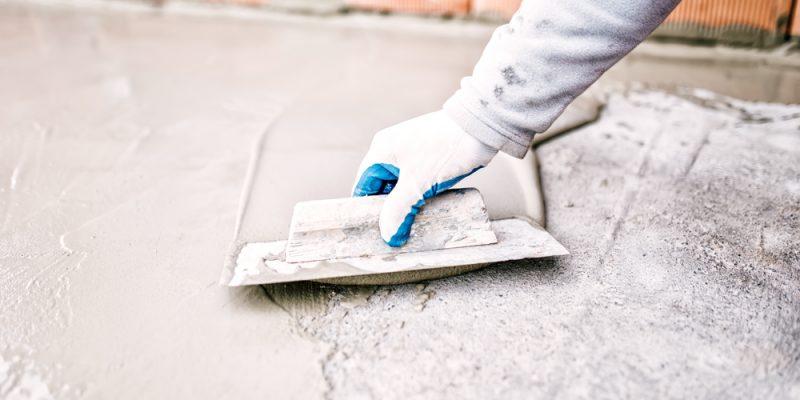 concrete floor patch repair